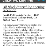 All Black Everything Creative Loafing 2017