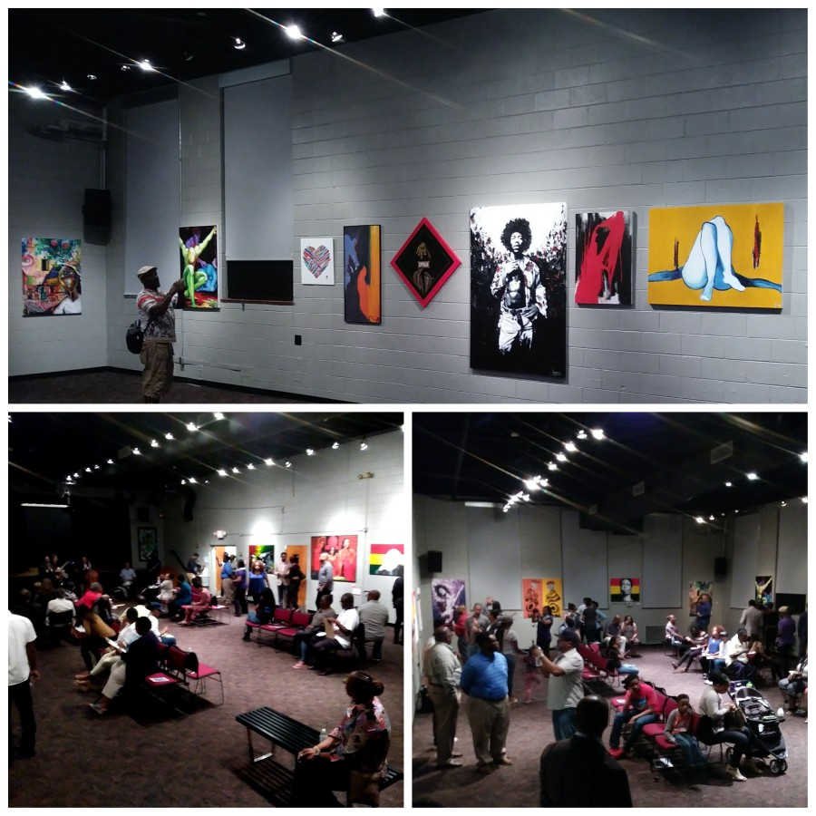 Vibrate Higher Exhibition 2017